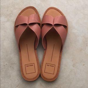 9fbc33cb993a Dolce Vita Shoes - Dolce Vita Cain Two Strap Slide Sandal